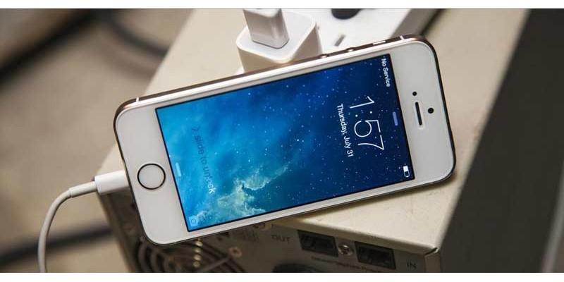 مشکل شارژ نشدن یا کند شارژ شدن اپل آیفون و آیپد و روش های حل آن