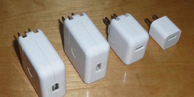 کدام شارژرهای اپل را برای شارژ کدام آیفون، آی پد، آی پاد و اپل واچ می توان استفاده کرد؟