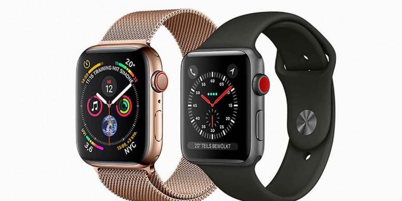 اپل واچ 3 بخریم یا اپل واچ 4؟