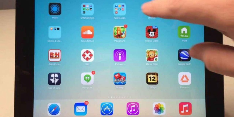 اپلکیشن های کاربردی برای iPad