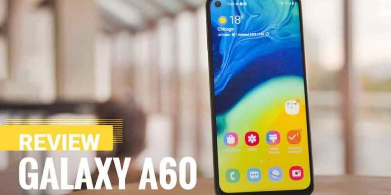 بررسی کامل Samsung Galaxy A60