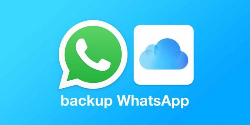 آموزش پشتیبانگیری از واتساپ در iOS