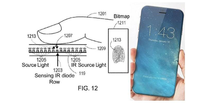 صفحه نمایش های جدید اپل(آیفون 8) مجهز تکنولوژی حسگر میکرو LED می شوند