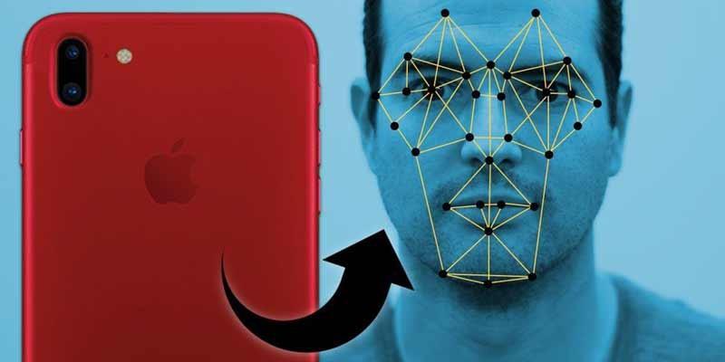 دوربین هوشمند 3D آیفون 8 و قابلیت باز کردن ایفون با تشخیص چهره کاربر